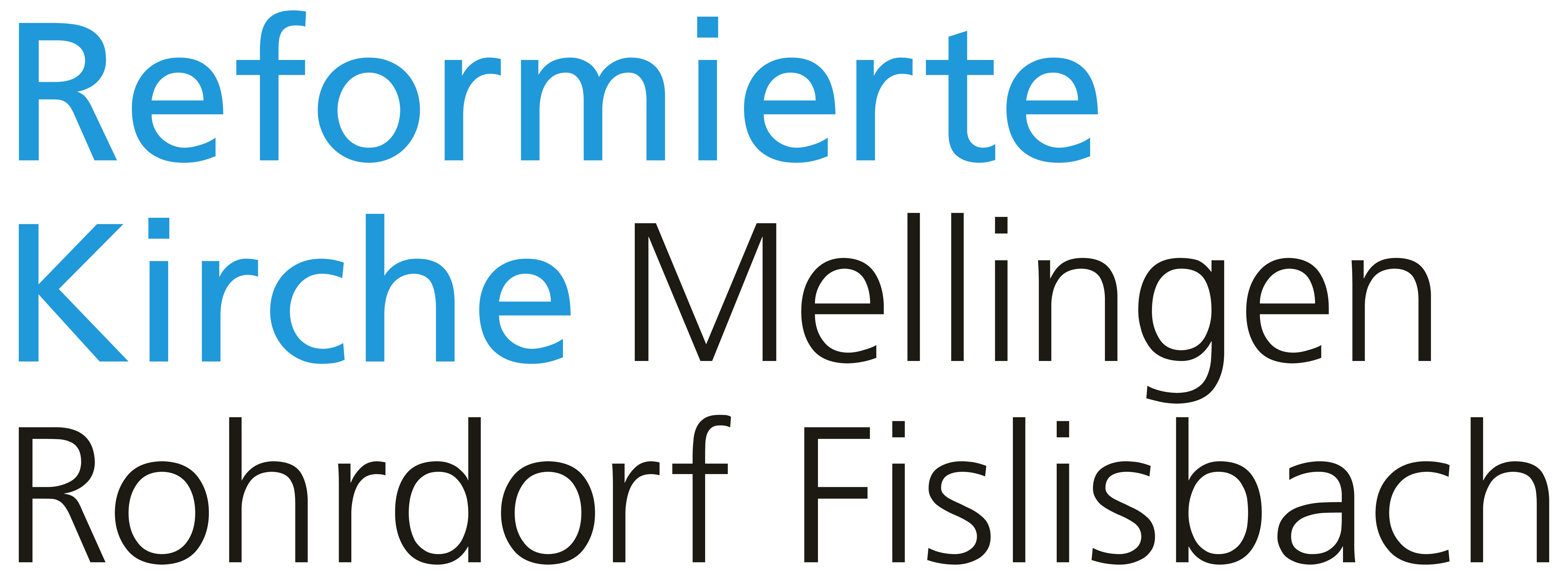 Logo Reformierte Kirchgemeinde Mellingen